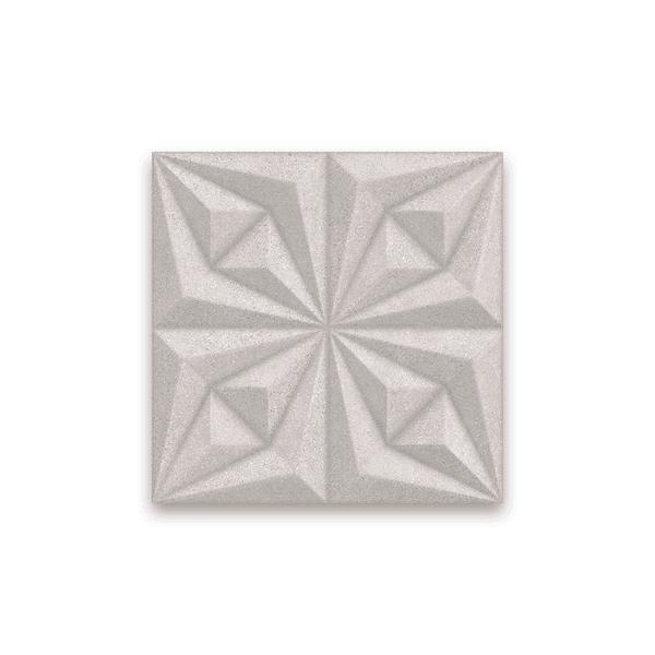 Azulejo Ceusa 58X58 Drapeado Beton Extra M²