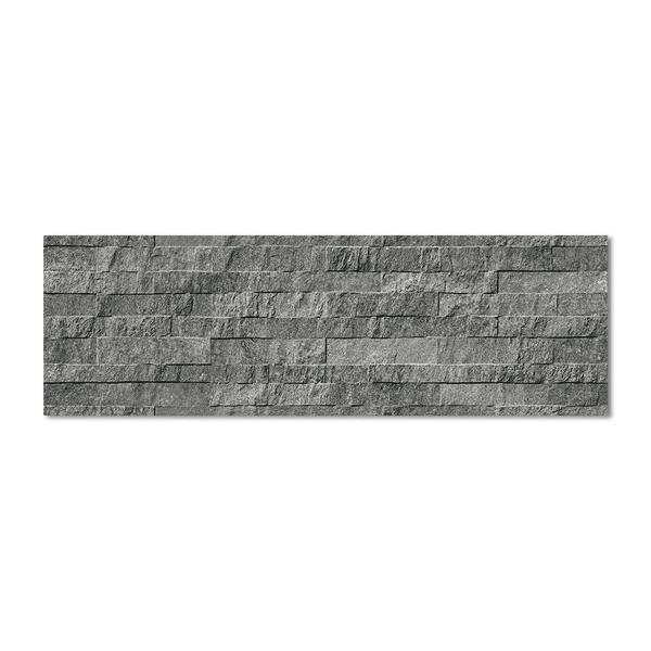 Porcelanato Ceusa 32,8X100 Malta Carbono Extra M²