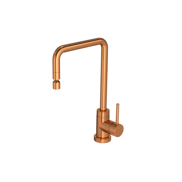 Misturador DECA Spin p/Mesa Cozinha - 2270.GL72.RD Red Gold