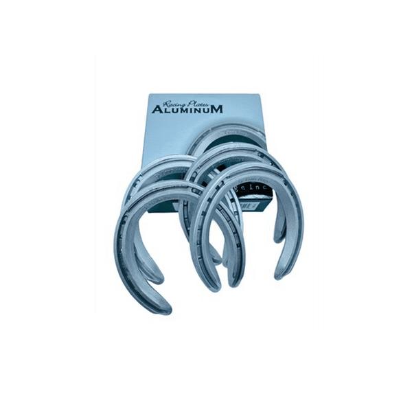 Ferradura Turf Plate Jg Mão G6 (kit 4 Un) Alumínio