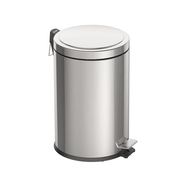 Lixeira Tramontina Inox Com Pedal 20 litros 94538/120