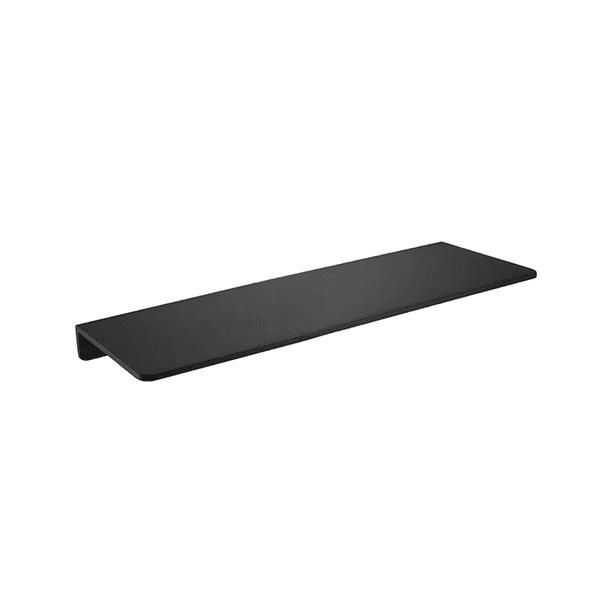 Prateleira Astra Aluminio Preto Fosco