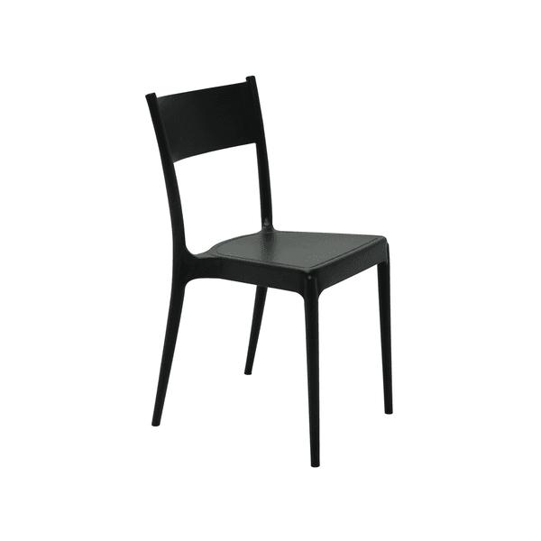 Cadeira Tramontina Diana Preta Eco 92030/409