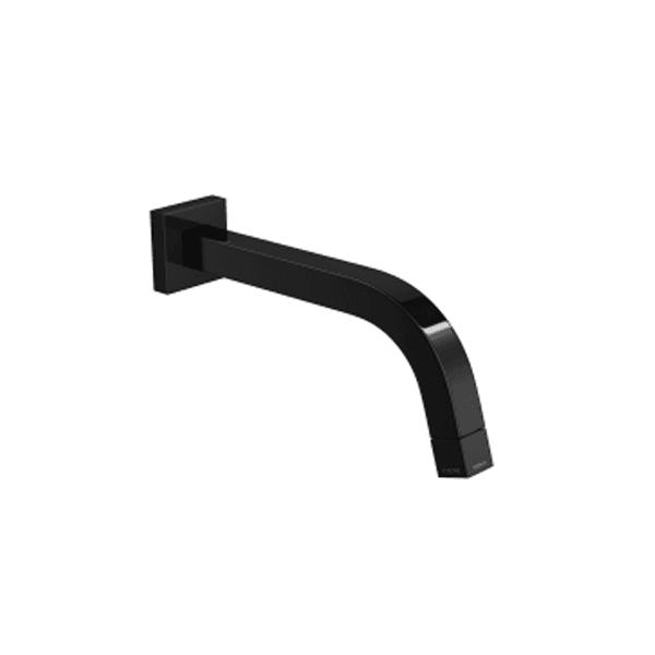Torneira Deca para Parede Banheiro Tube Black Noir 1178.BL.TUB.NO