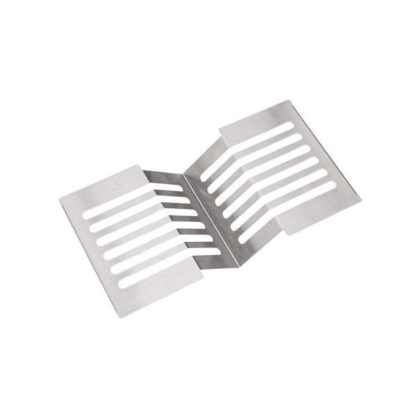 Escorredor de Pratos Tramontina Inox para Sobrepor na Calha Úmida 30x15 cm