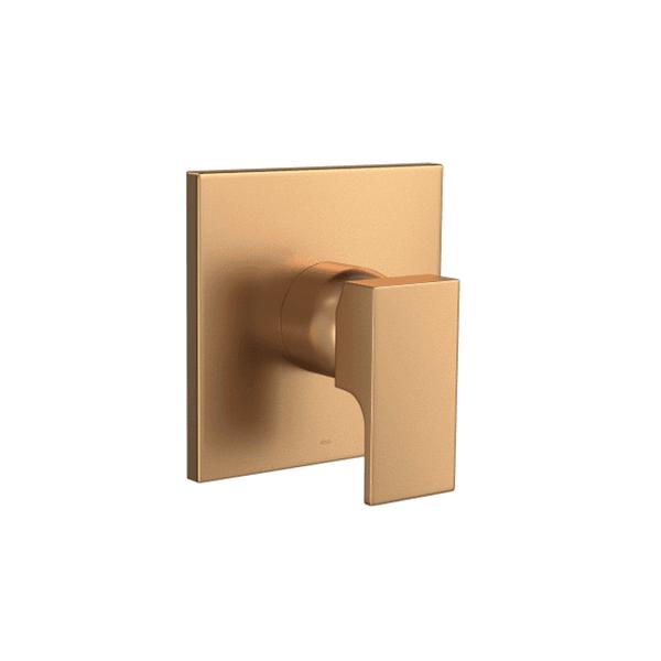 Acabamento Monocomando Unic Deca Gold Matte 4993.GL90.CHU.MT