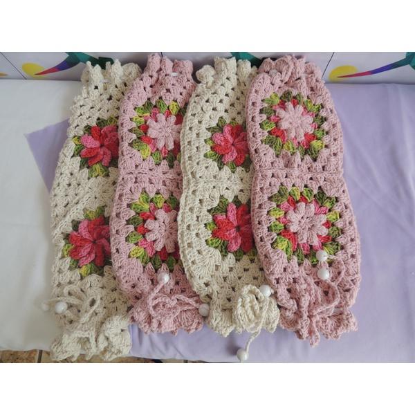 Puxa Saco em Crochet