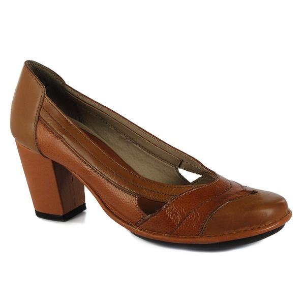 Sapato Ibizza Em Couro Tâmara J.Gean