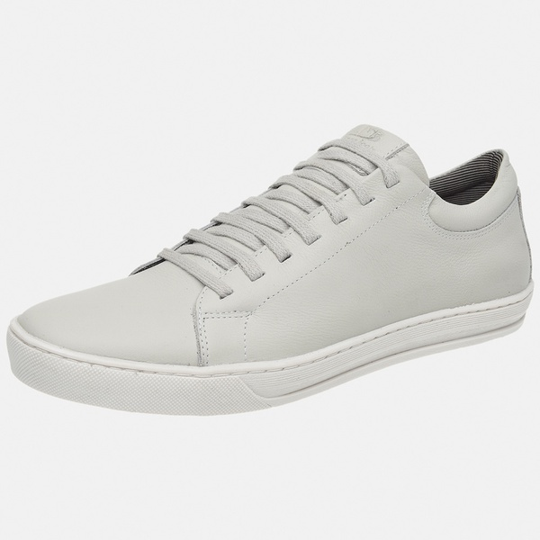 Sapatênis Sonata Em Couro Mega Boots 15054 Off White