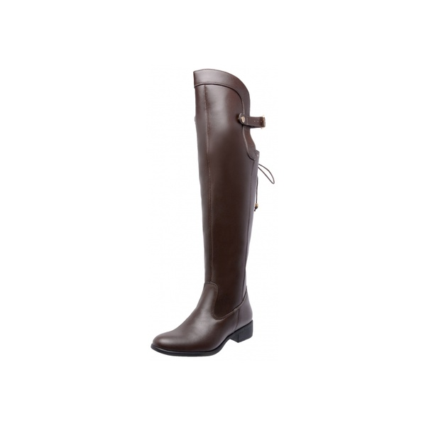 Bota Over The Knee Mega Boots