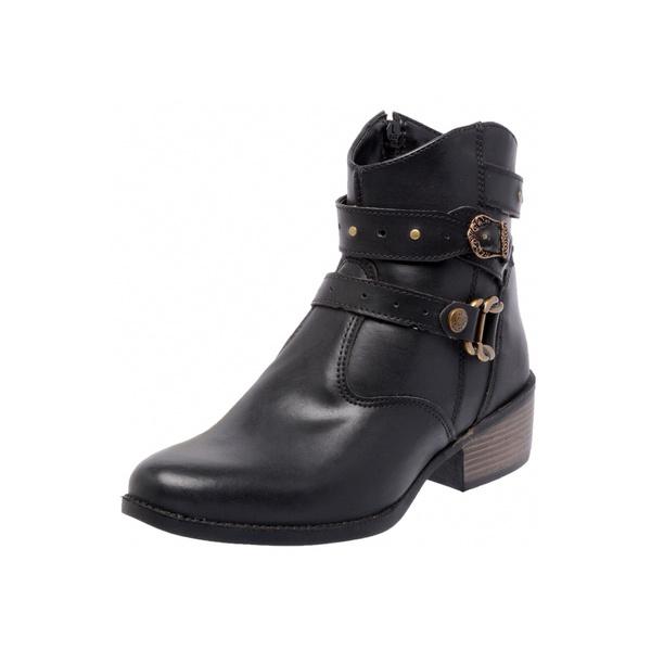 Bota Country Mega Boots 1325 Preto
