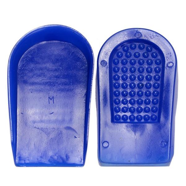 Calcanheira Gel Azul