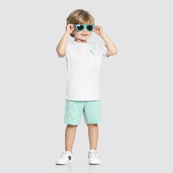 Conjunto Infantil Alakazoo Branco 34686