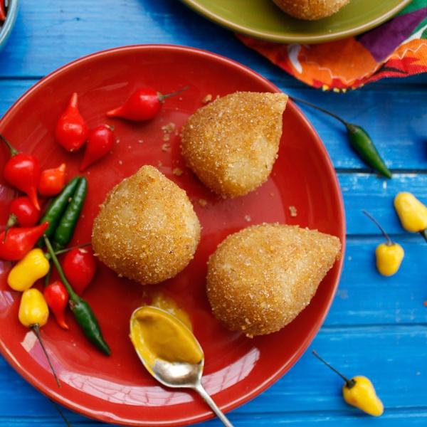Coxinha Vegetariana (10 unidades)