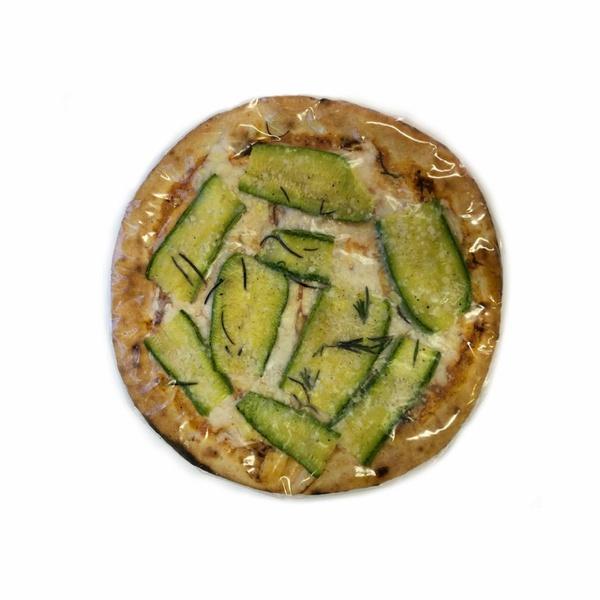 Pizza de abobrinha 240g