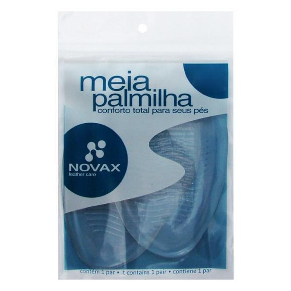 MEIA PALMILHA SILICONE COM ADESIVO