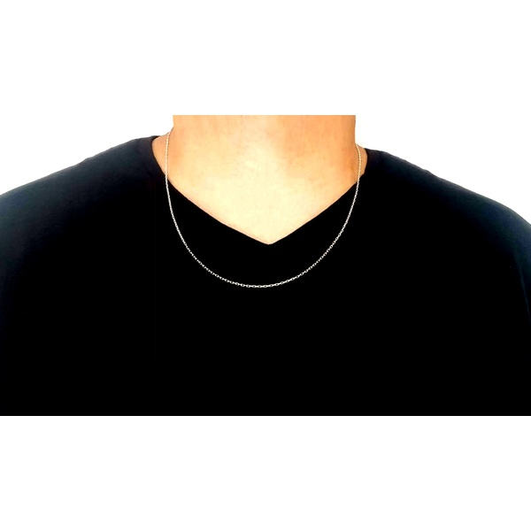 Corrente Tijolinho Curto 60 cm
