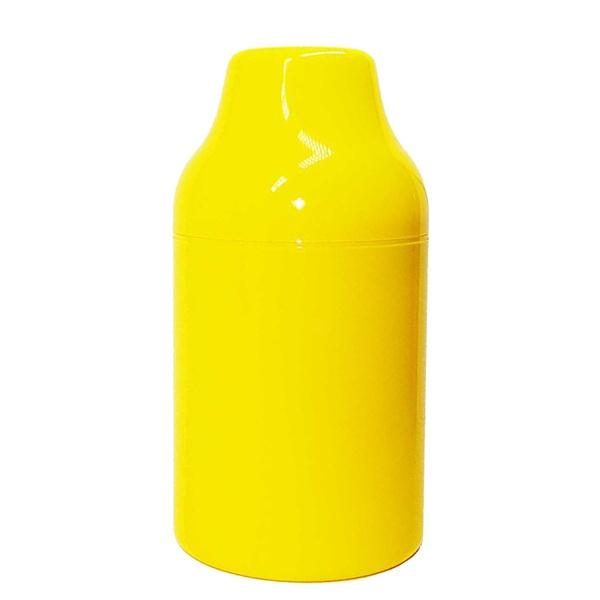 Porta litinho 330ml - Amarelo- Caixa com 50 unidades
