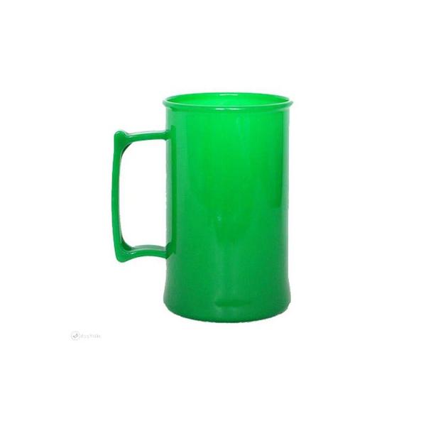 Caneca Chopp Verde- Caixa com 50 unidades