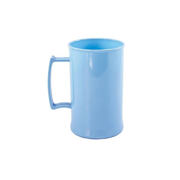 Caneca Chopp Azul Bebe- Caixa com 50 unidades