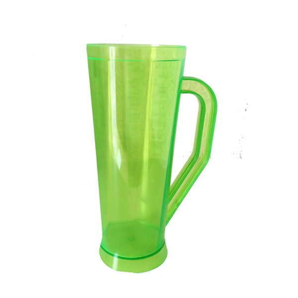 Caneca Long Verde Neon - Caixa com 50 unidades
