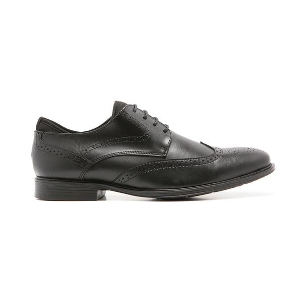 Sapato Quebec Salerno Black