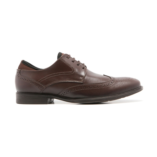 Sapatos Quebec Salerno Brown
