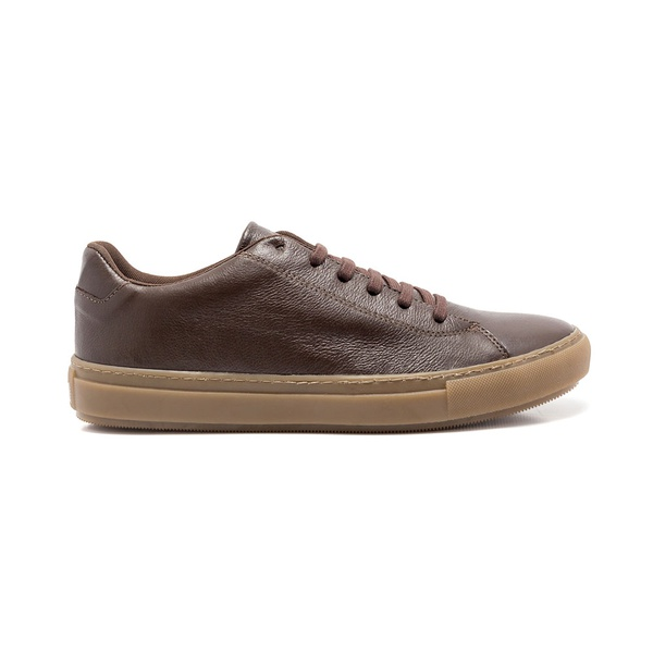Sapatênis Casual Masculino Quebec Fitch Brown