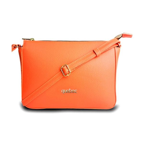 Bolsa Quebec Maitê Orange