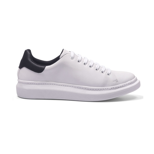 Sapatenis Masculino Quebec Fly White