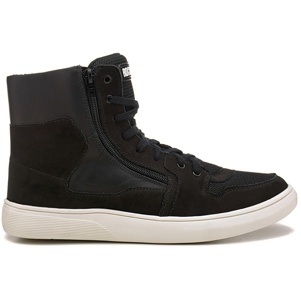Tênis Sneaker Rock Fit Rush Preto