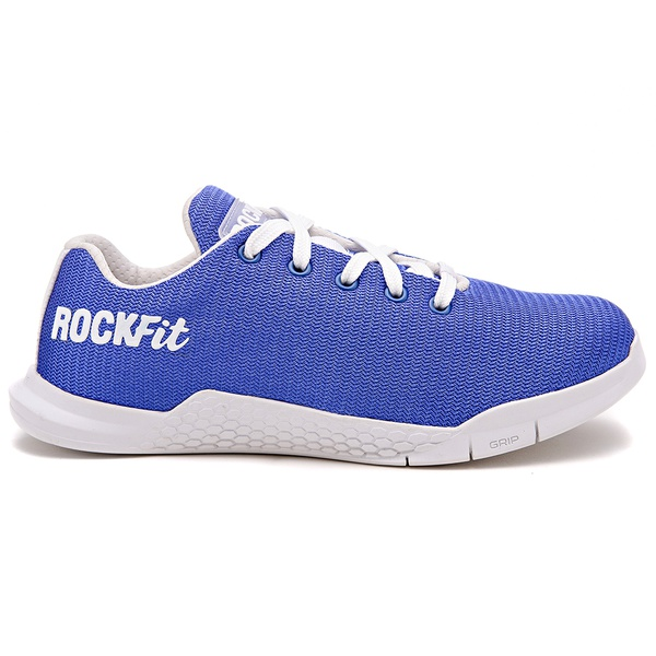 Tênis de CrossFit Rock Fit Grip 2 Azul
