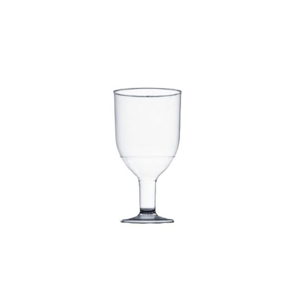 Taça 50ml Cristal c/10 und- Plastilânia PIT 055