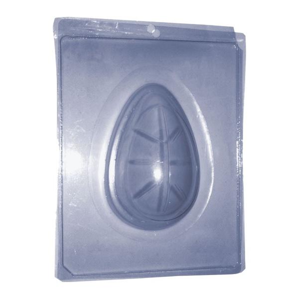 Ovo 250g Forma de Acetato com Silicone 3 partes Anelli