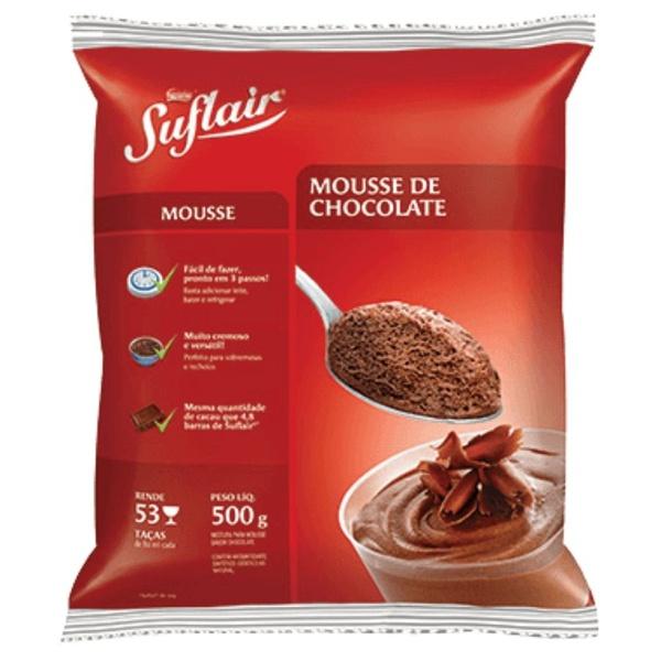 Mousse de Chocolate Suflair 500g Nestlé