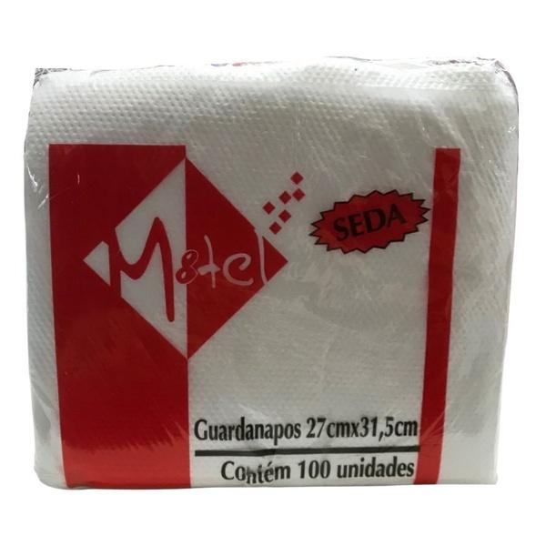 Guardanapo Grande Seda 27X31,5cm c/100und loja embalagens sabrina