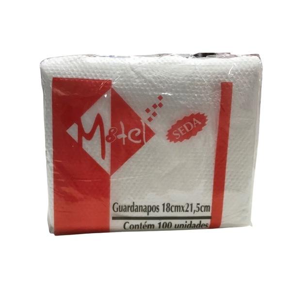 Guardanapo Pequeno Seda 18X21,5cm c/100und loja embalagens sabrina