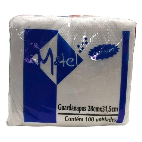 Guardanapo Grande Crepado 28X31,5cm c/100und loja embalagens sabrina