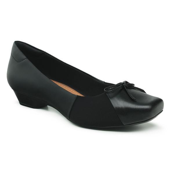 Sapato Feminino para Joanete Preto Sapatoterapia