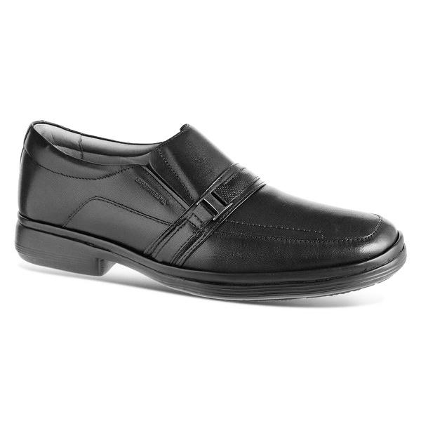 Sapato Super Leve Cadenza Sapatoterapia Preto