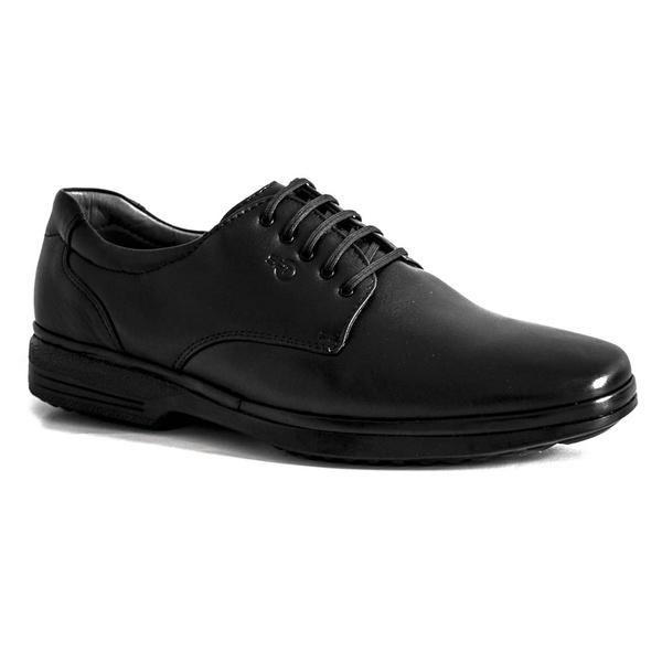 Sapato para Pés Sensíveis Sapatoterapia Preto Soft