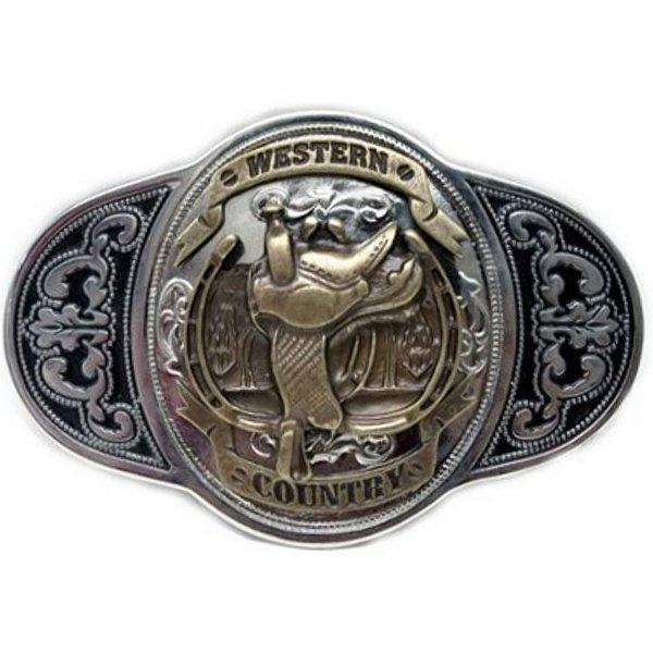 Fivela Cowboy 4591