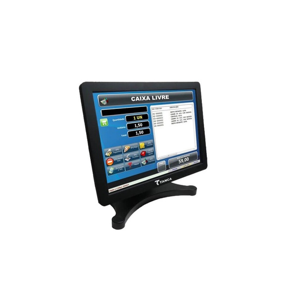 Monitor Touch Screen 15'' Tmt-520 - Tanca