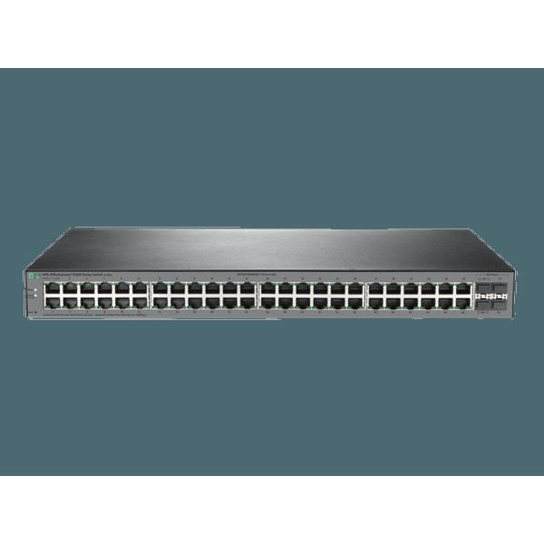 Switch 48 portas 10/100/1000 + 4p sfp 1000 mbps gbic hp v1920-s-48g 4sfp