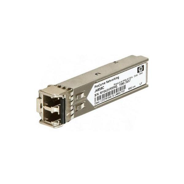 Módulo mini gbic 1pporta lc 1000 b-sx hp (j4858c)