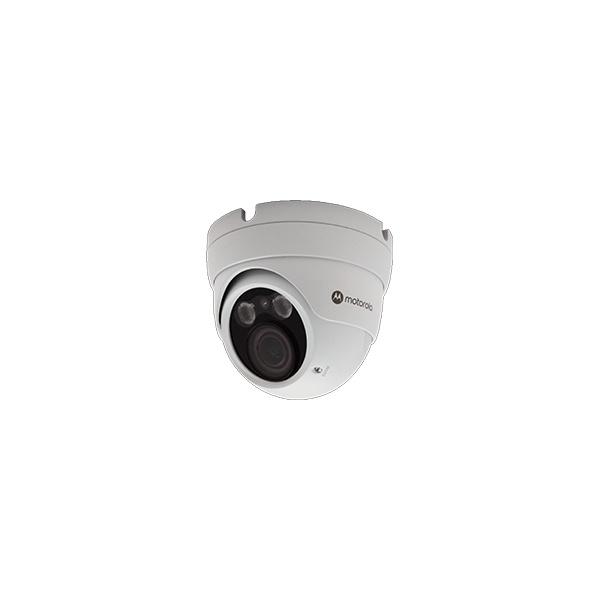 Câmera ip dome varif. man. 2.8 -12 mm 1080p 2.0 mp ip66 poe ir40m met