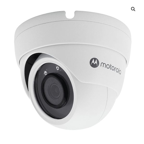 Camera ip dome metal 2mp, h.265, d-wdr, 3.6mm