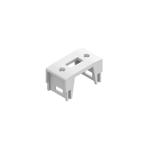 BLOCO PEZZI SIMPLES USB - BRANCO