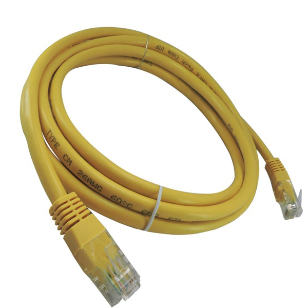 Patch cable cat-5e 11.0 m am (cross)