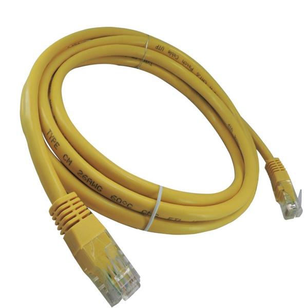 Patch cable cat-6 5.0m am